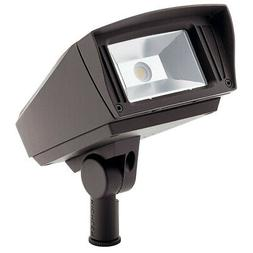 """Kichler 1602230 1 Light 7""""W Integrated LED Outdoor Single He"""