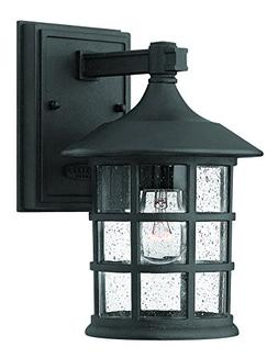 Hinkley Lighting 1800BK 1 Light Outdoor Wall Lantern