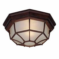 Acclaim 2002BW Flush Mount Collection 2-Light Ceiling Mount