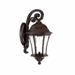 Acclaim 3602BC Waverly Collection 1-Light Wall Mount Outdoor