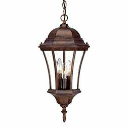 Acclaim 5026BW Brynmawr Collection 3-Light Outdoor Light Fix