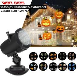 Christmas Decorations Clearance Outdoor Lights Projector 12