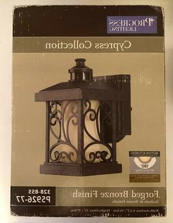 Progress Lighting Cypress Collection Forged Bronze Outdoor L