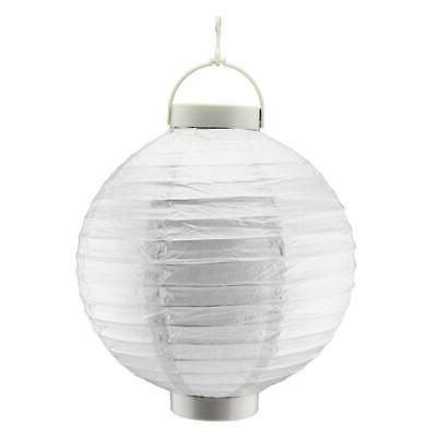 10 silver 16 led round battery operated