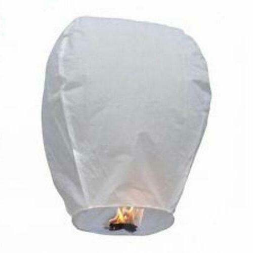 100 Chinese Candle Lamp Fly Wish Wedding