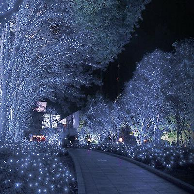 72ft Outdoor LED String Christmas Fairy Lights