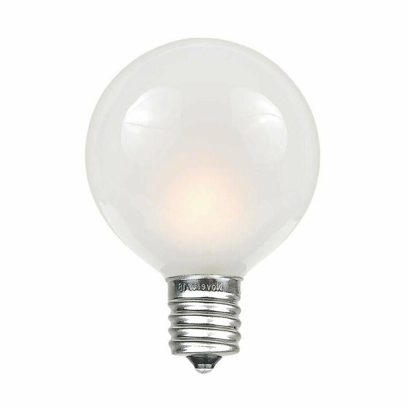 Novelty Bulbs, Frosted