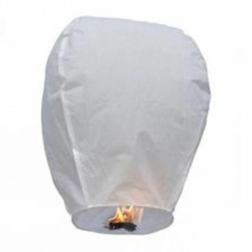 50 Lanterns Chinese Candle Lamp Fly for Party