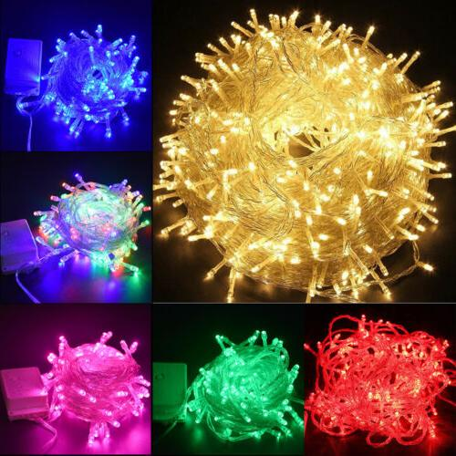 500led outdoor fairy string lights christmas tree