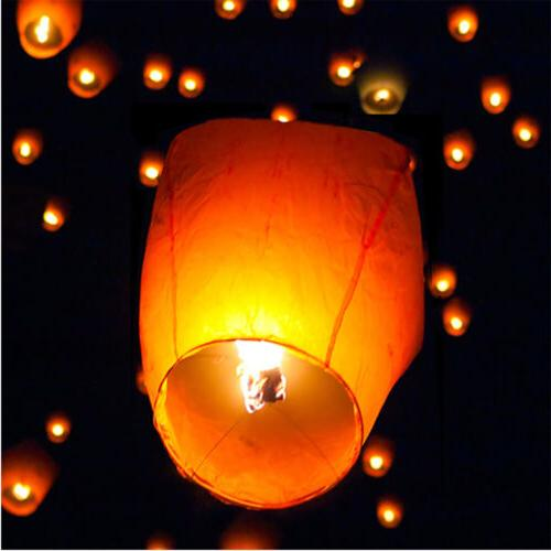 50x Chinese Environmental Friendly Floating Lamp