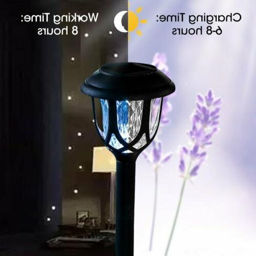 8 Outdoor Lawn Lamp