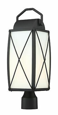 """Designers Fountain 94696 Ethan 4 Light 20"""" Tall Outdoor Sing"""