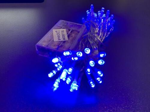 Battery LED Fairy Lights 30/50/80 Indoor Party
