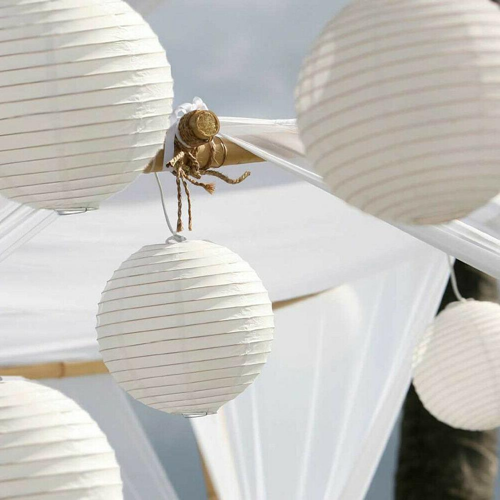 Chinese Paper Outdoor Party Lamp Shell Decor