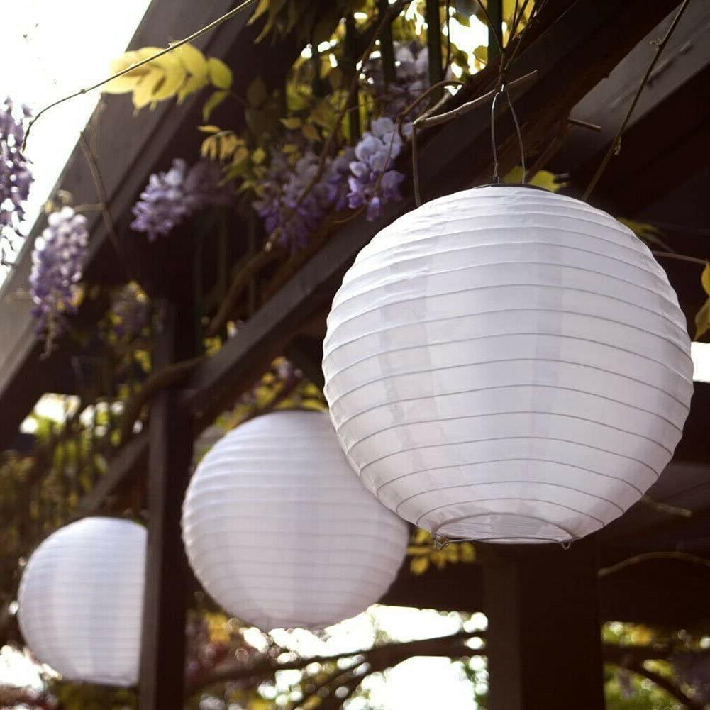 Chinese Paper Lanterns Outdoor Indoor DIY Party