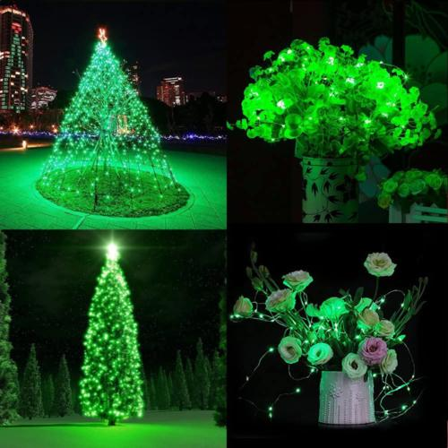 Fairy Lights in 200 LED Lights Outdoor/Indoor Waterproof