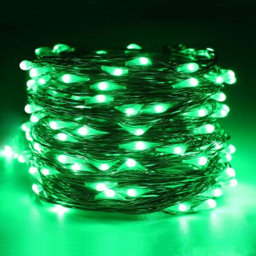 Fairy Lights Plug 200 LED Starry String Lights