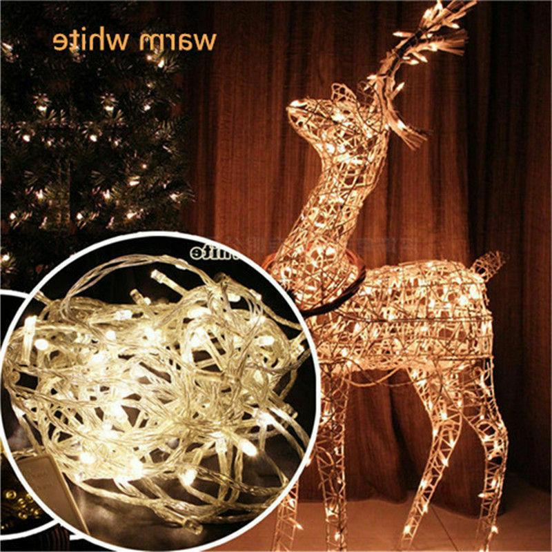 fairy string 10m 100led lights new year