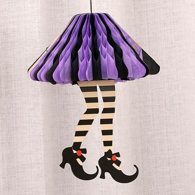 Halloween Witch Lights Party Decor