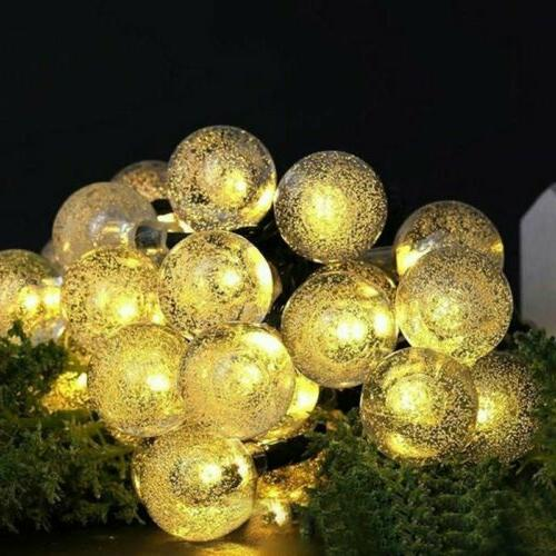 LED String Lights Outdoor Waterproof Party Xmas