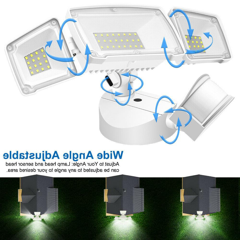 Motion Sensor Outdoor 39W Ultra Bright LED