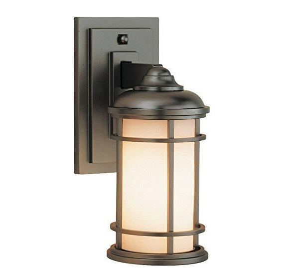 murray ol2201bb led lighthouse series bronze outdoor