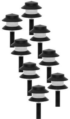 GreenLighting NEW 2-Tier Low Voltage Path Light for Outdoor
