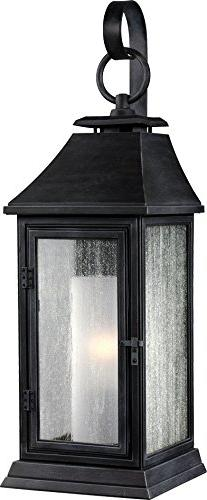 Feiss OL10600DWZ 1-Light Outdoor Sconce