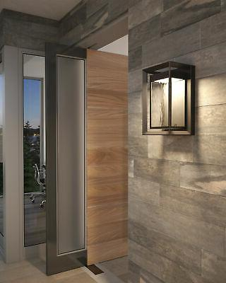 Feiss 2 Light Wall - Bronze/Brass