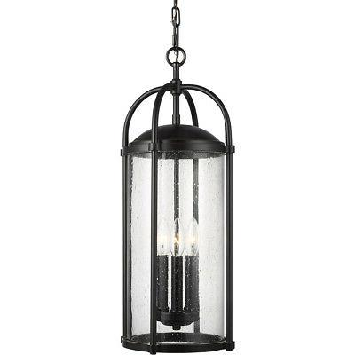 Feiss Pendant Chandeller Espresso