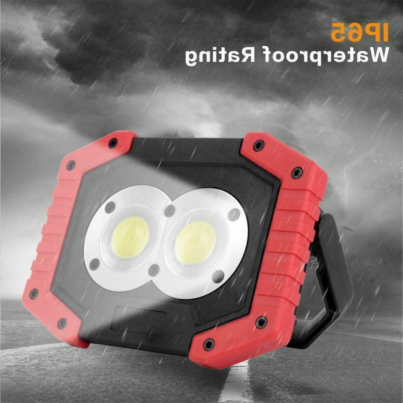 Otyty 30W 1500Lm Led Work Pack, Rechargeable Led