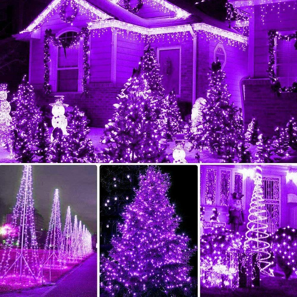 Outdoor Solar LED Waterproof Copper Wire Xmas
