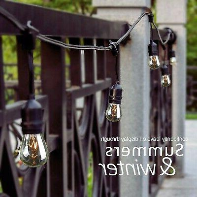 Sokani Patio Outdoor Lights Weatherproof Great
