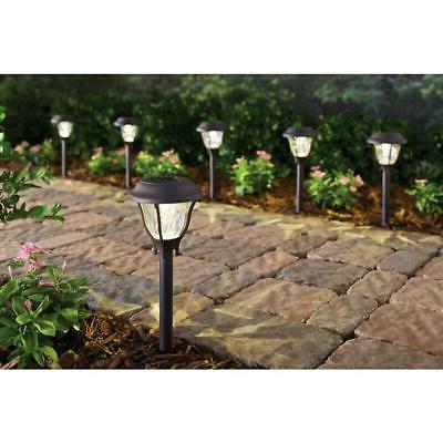 SOLAR LED Set Outdoor Path Yard 6-PACK