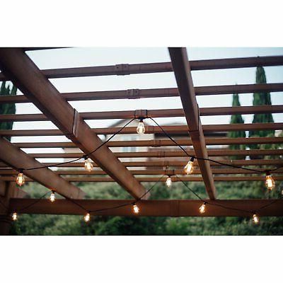 Bulbrite STRING10/E12 14 Indoor and Light with 10