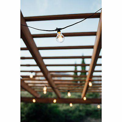 Bulbrite STRING10/E12 14 Indoor and Light