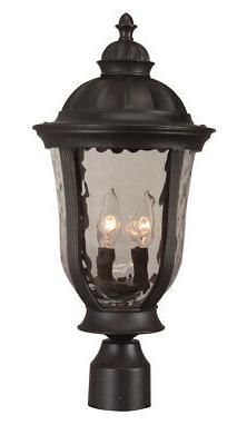Craftmade Z6025-OBO Frances Post Light or Accessories Oiled
