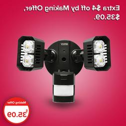 SANSI LED Motion Sensor Security Light Outdoor Waterproof Fl