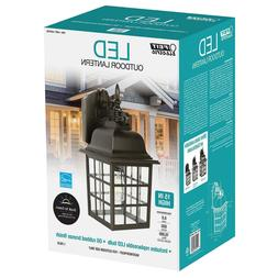 """FEIT Electric LED Outdoor Security Lantern 15""""High Oil Rubbe"""