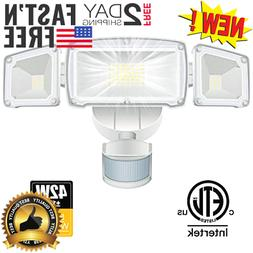 TOPNEW LED Security Light 42W Outdoor Motion Sensor Security