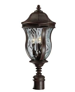 Monticella 3 Light Post Lantern