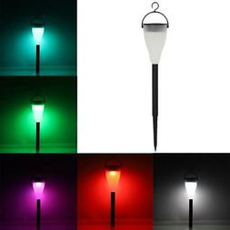 New Color Changing Solar Lights Lamp Outdoor with 7 Colors a