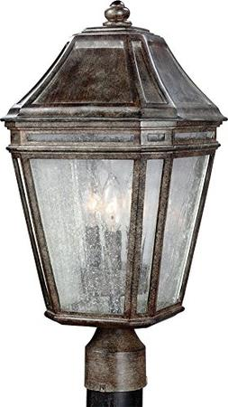 Murray Feiss OL11308WCT-LED Londontowne Outdoor Post Lightin