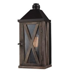 Feiss OL17000DWO/ORB Lumiere Outdoor Wall Light