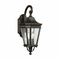 "Feiss OL5421 Cotswold Lane 2 Light 20-3/8"" Tall Outdoor Wall"