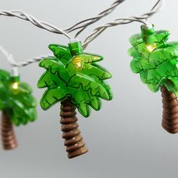 Palm Tree Tropical Summer String Lights Indoor Outdoor Pool