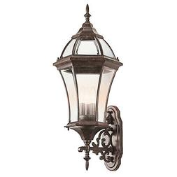New Street USA Outdoor Wall Lantern in Tannery Bronze