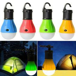 Waterproof Tent Hanging LED Bulb Lights 3 Modes for Outdoor