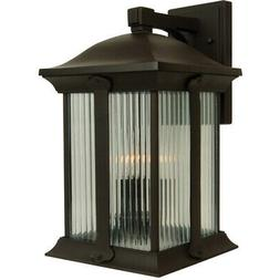 Craftmade Z4114-OBO Summit Outdoor Wall Light Oiled Bronze
